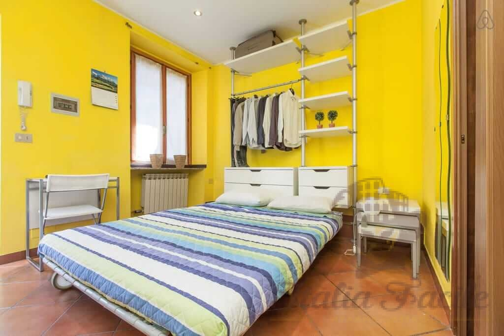 Studio apartment in the center of Milan