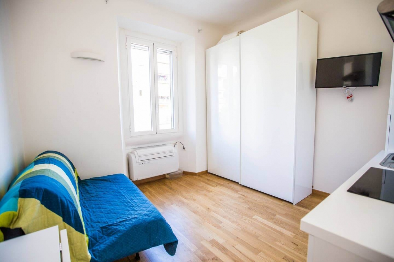 The Studio is near the metro station Brenta