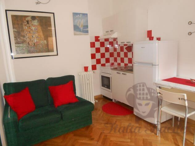 One bedroom apartment in excellent condition near the metro