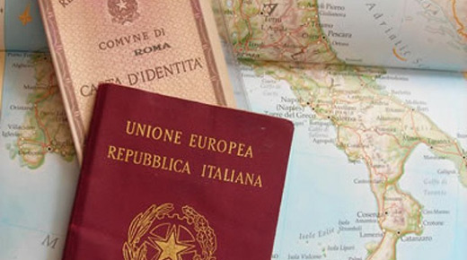 Immigration to Italy through business
