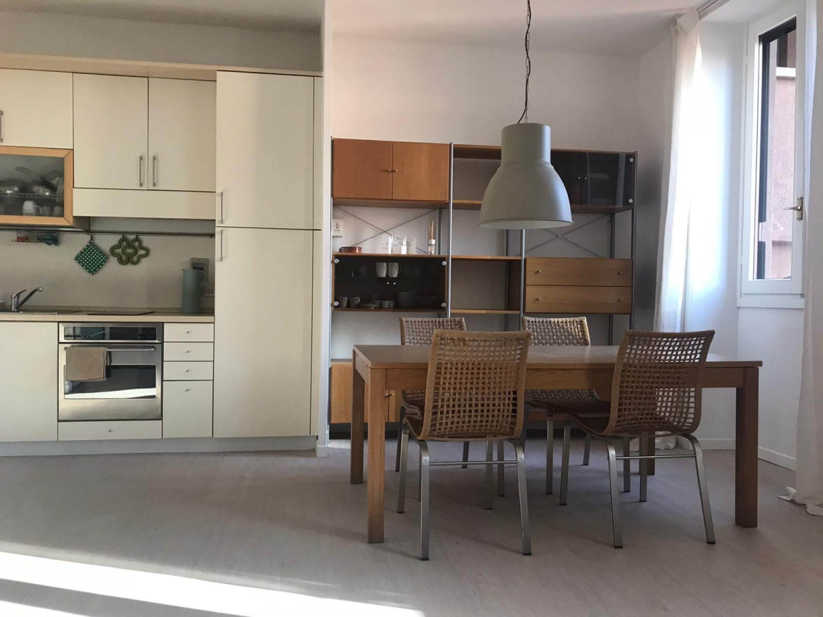 One bedroom apartment near the metro station Repubblica