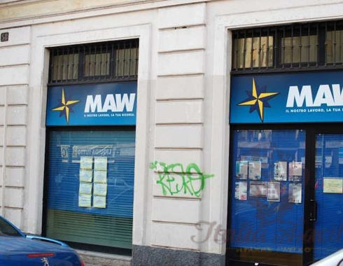 The premises of the Agency MAV